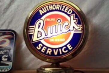 Buick Desktop Display Decor Items