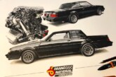 Buick Grand National Artwork Prints