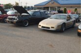 Culvers Lake Orion MI Car Show 9-15-20