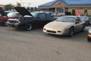 Culvers Lake Orion MI Car Show 9-15-20