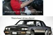 Smile! More Turbo Buick Regal Memes!