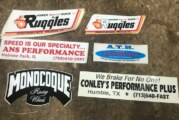 Long Gone Buick Suppliers Stickers – Remember These Companies?