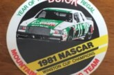 Buick Regal NASCAR Racing Decals