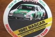 Buick Regal NASCAR Racing Decals