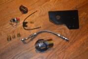 GNS Line Lock Kit Install on Buick Grand National