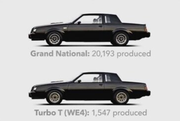 Cool Illustrated Graphics For 1987 & 1986 TR Production (GNX, GN, T-type, Turbo T WE4, WH1)