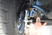 Install Front Suspension Steering Bump Steer Kit on Buick Grand National