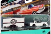 2020 Maisto Tow & Go 1987 Buick Regal T-Type Car Trailer