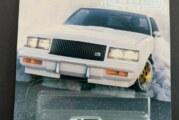 2020 Hot Wheels Car Culture Power Trip '87 Buick Regal GNX