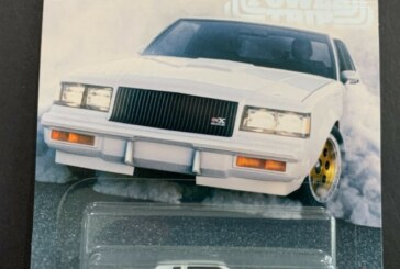 2020 Hot Wheels Car Culture Power Trip '87 Buick Regal GNX