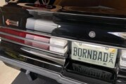 Vanity Plates on Black Buicks