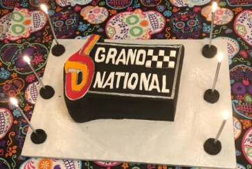 Buick GN Birthday Cakes!