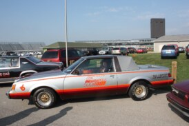 Real 1981 Buick Regal Indy Pace Car 1 of 2!