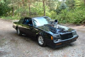 Blown Buick Grand National