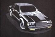 Buick GNX Type Shirts