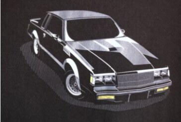Buick GNX Type Shirts