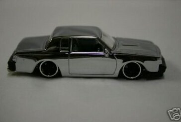 More Custom Made Hot Wheels Buick Grand National