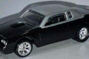 Kustom Painted Hot Wheels Buick GN Toy Cars