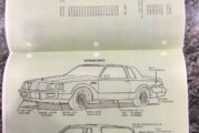 1982 Buick Grand National Original Service Information Bulletin