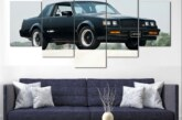 Buick GNX Wall Art Posters