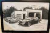 Cool Custom Made Buick Grand National Prints