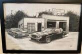 Cool Custom Made Buick Grand National Prints