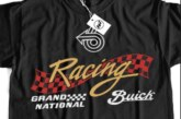 Buick Racing Styled Shirts
