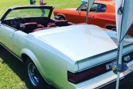 Convertible Turbo Buick Regals