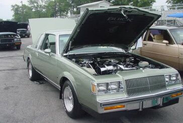 Rare Sage Green Paint 1987 Buick Regal