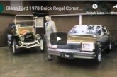 Vintage 1978 Buick Regal TV Commercials