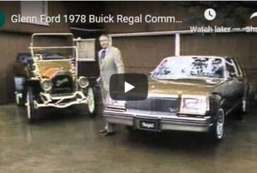 Vintage 1978 Buick Regal TV Commercials