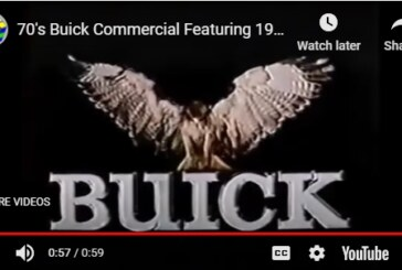 1980 Buick Regal Turbocharged TV Commercials