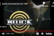1978 & 1981 Buick Regal Commercial TV Ads
