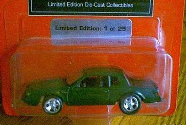 Johnny Lightning Promo Edition RARE 1 OF 25 Employee Buick Grand National