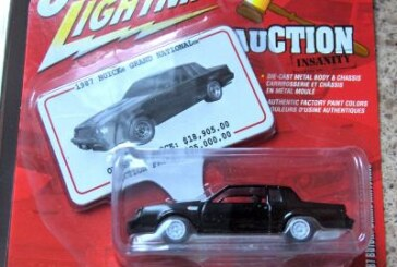Johnny Lightning White Lightning vs Base Model Versions Comparison