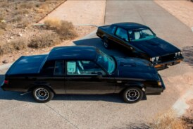 The Twinz Buick Grand National Mecum Auction Jan 2021