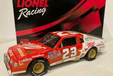 Davey Allison #23 Lionel Action Miller ARCA 1985 Buick Regal 1:24 Diecast