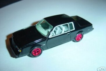 JL Lightning Fest Pre-Production Test Shot 1987 Buick Regal Diecast