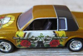 JL Guns N Roses '87 Buick GN Preproduction Sign-off Sample Diecast Car