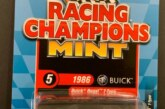 2020 Racing Champions Mint Silver 1986 Buick Regal T-type 1:64 Die Cast Car