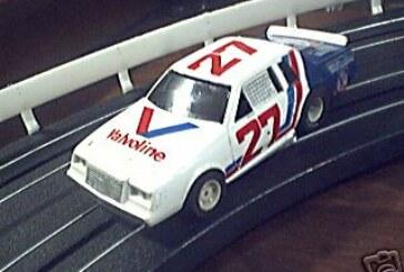 Buick Regal TYCO HO Scale NASCAR Slot Cars
