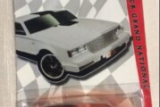2014 Chicago Nationals Custom Buick Grand National Die Cast