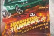 2020 Modesto Weekend of Wheels Buick Grand National Diecast