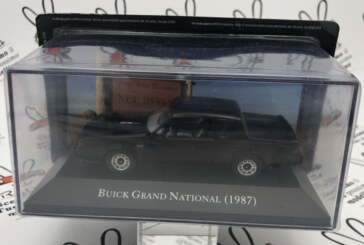 "Buick Grand National ""American Cars"" Diecast Series From Italy"