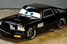 Disney Pixar Movie CARS Chick Hicks Rare Prototype Buick Grand National?