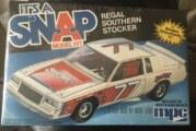 MPC Snap Model 1981 Buick Regal Southern Stocker 1:32 Kit