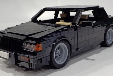 Lego World: Buick Grand National Custom Build