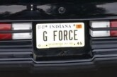 Regal G Force Brigade! Buick Vanity License Plates!