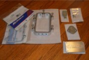 Custom Engraved Billet Aluminum Bling MAF Translator Lid Fuel Pump EGR Block Off From Regal CNC