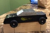 BSA Pinewood Derby Buick Grand National Race Cars